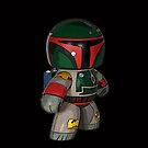 Boba Fett The Bounty Hunter by gotselvedge