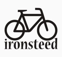 Ironsteed Bicycle (lite) by PaulHamon