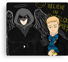 Post Reichenbach Canvas Print