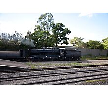 Steam Loco 3526 at East Maitland NSW Australia Photographic Print