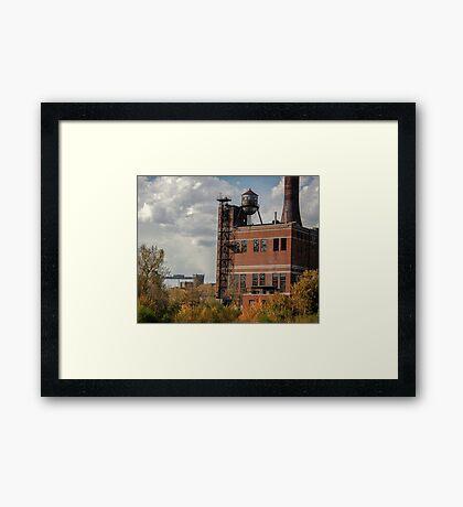 Landmark Framed Print