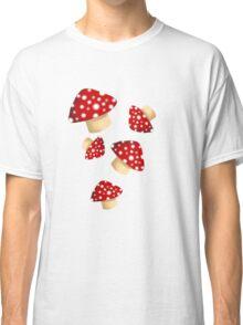 Mushrooms Classic T-Shirt