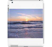 SoCal Sunset 1 iPad Case/Skin