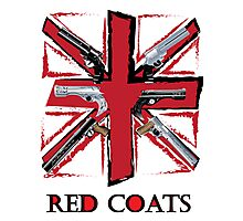 Join the Red Coats!!!! Photographic Print
