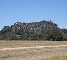 Hanging Rock (Mt Diogenes) Macedon Ranges, Australia by SNPenfold