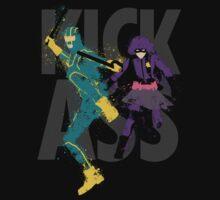 Kick Ass | Unisex T-Shirt