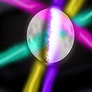 retro moon case by Cranemann