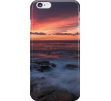 Maroubra Sunrise iPhone Case/Skin