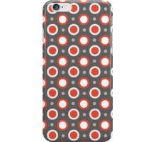 Split Circles Mod Spots iPhone Case/Skin