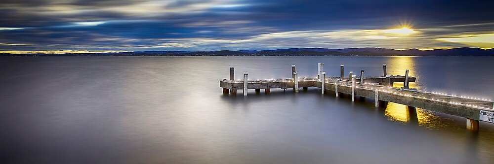 Romancing The Jetty by Maxwell Campbell