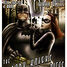 Retro Dark Knight Rises by William Black