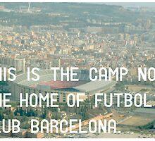 Futbol Club Barcelona by homework