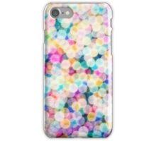 Rainbow Bokeh iPhone Case/Skin