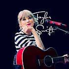 Red Tour Taylor Swift by gleviosa