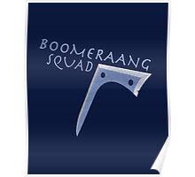 BoomerAang Squad Poster