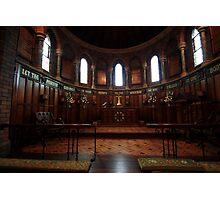 The Chancel, St James Anglican Church, Menangle, NSW Photographic Print