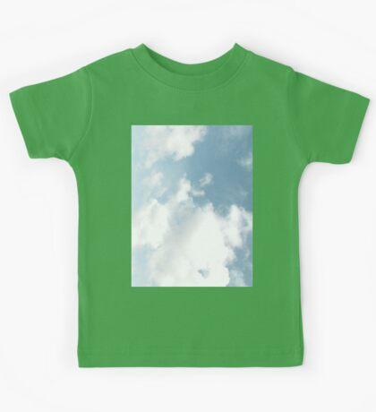 Sky Blue Sky Kids Tee