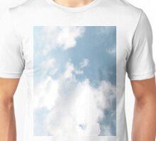 Sky Blue Sky Unisex T-Shirt