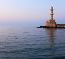 Chania Evening by GEO-G