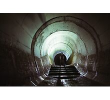 Tunnel rats Photographic Print