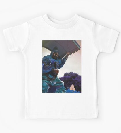 Angry God  Kids Tee