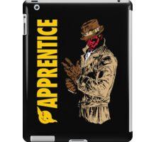 Darth Rorschach iPad Case/Skin