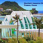 Marriotte Amantes Chapel Tumon, Guam by Louis Delos Angeles