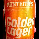 Monteith's Golden Lager by Hendude