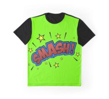 Smash Graphic T-Shirt