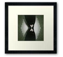 Virgin Widow Framed Print