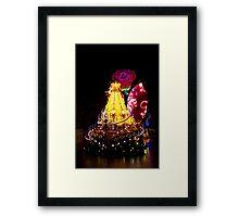 PTN Belle Framed Print
