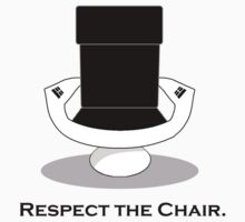 Respect The Chair by Mare7221