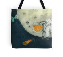 Let's play astronauts! Tote Bag