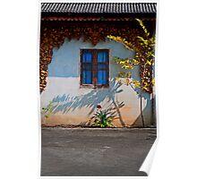 Blue Window Chiang Mai Poster
