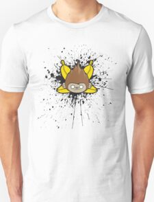Monkey Rebell Unisex T-Shirt