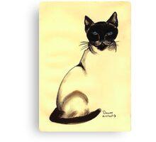 Oriental Canvas Print