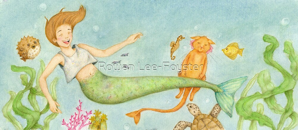 Let's play under-the-sea! by Rowan Lee-Foyster
