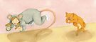 Let's play Cat and Mouse! by Rowan Lee-Foyster