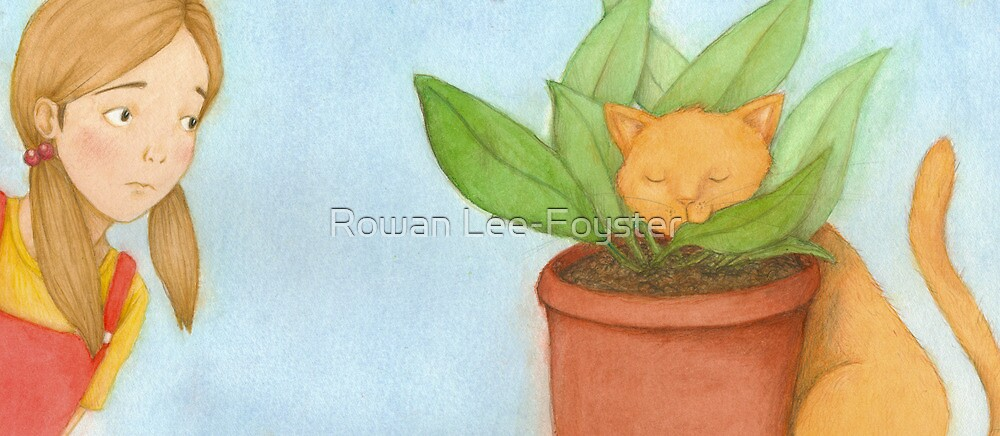 Plant Pot by Rowan Lee-Foyster