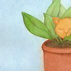 Plant Pot by Rowan Lee-Foyster