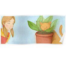 Plant Pot Poster