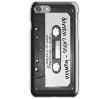 Darren Criss - Human Mixtape Case iPhone Case/Skin