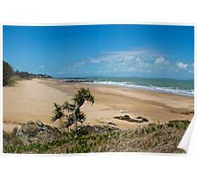 Shelly's  Beach, Capricorn Coast - Qld   Australia. Poster