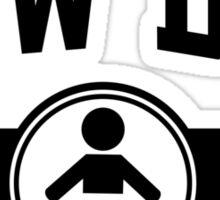 new dad 2013 Sticker