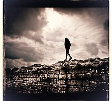 Walking Hadrian's Wall by Shawn Reynolds