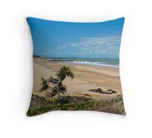 Shelly's  Beach, Capricorn Coast - Qld   Australia. Throw Pillow