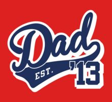 Dad established 2013 by Cheesybee