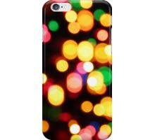 Lights Lights iPhone Case/Skin
