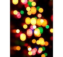 Lights Lights Photographic Print