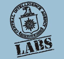 CIA Laboratories by Tim Topping